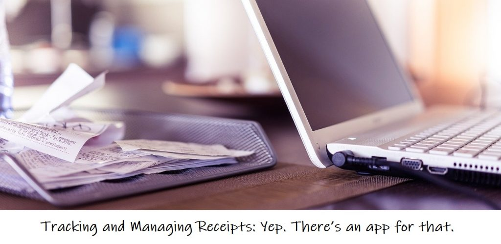 Tracking and Managing Receipts